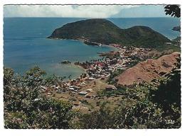 GUADELOUPE - LES SAINTES - Village De Terre De Haut - 1973 - Guadeloupe