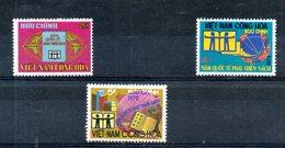 Vietnam Du Sud. Année Internationale Du Livre - Viêt-Nam