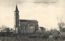 12 - PACHINS PACHAIN - L'eglise En 1931 - Autres Communes
