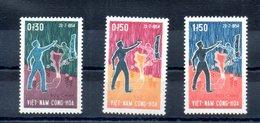 Vietnam Du Sud. 10e Anniversaire Du Partage Du Vietnam - Viêt-Nam