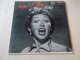 VINYLE 33 T ANITA O'DAY AT MISTER KELLY'S VERVE RECORDS  MV 2040 - Jazz