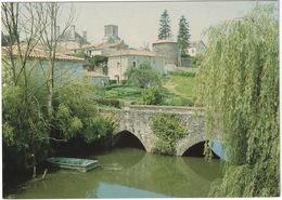 Vouvant - Pont Gothique - (Vendée) - Fontenay Le Comte
