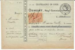Timbre Fiscal Sur Document école Pigier - Fiscaux