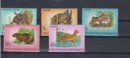 Trinidad And Tobago (BBK) Michel Cat.No. Mnh/** 279/283 - Trinité & Tobago (1962-...)