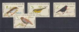 Caicos (BBK) Michel Cat.No. Mnh/** 62/65 Birds - Turks & Caicos (I. Turques Et Caïques)
