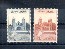 Vietnam Du Sud. Cathédrale De Phu Cam à Hué - Viêt-Nam