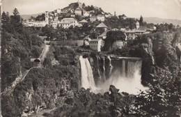 Postcard Jajce Bosnia Yugoslavia 1957 - Bosnie-Herzegovine