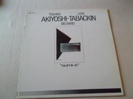 VINYLE 33 T TOSHIKO AKIYOSHI -  LEW TABACKIN BIG BAND SUMI-E - Jazz
