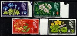 Gran Bretaña Nº 391A/4A En Nuevo - 1952-.... (Elizabeth II)