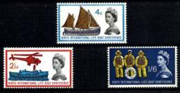 Gran Bretaña Nº 375A/77A En Nuevo - 1952-.... (Elizabeth II)