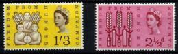 Gran Bretaña Nº 370A/1A En Nuevo - 1952-.... (Elizabeth II)