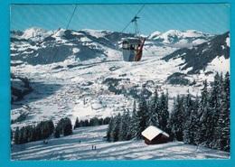 Gstaad Gondelbahn Wispile - Viaggiata - BE Berne