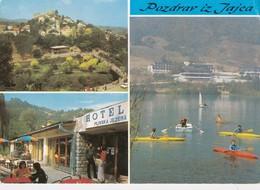 Postcard Jajce Bosnia  Yugoslavia - Bosnie-Herzegovine