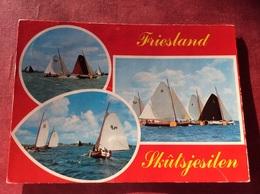 Nederland. Skutsjesilen In Friesland - Zeilen