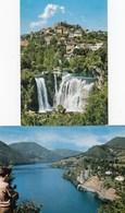2 X Postcard Jajce Bosnia  Yugoslavia - Bosnie-Herzegovine