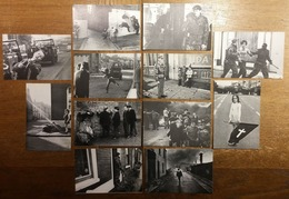 RC 10674 IRELANDE DU NORD ENFANTS DE BELFAST PHOTOS CHRISTINE SPENGLER SYGMA SERIE DE 12 CARTES POSTALES - Ireland