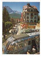 SCUOL Hotel Valentin Milo Bigler Auto-Bus Foto Jon Feuerstein Schuls - GR Grisons