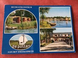 Nederland. Friesland Sneek. Recreatiecentrum De Potten - Sneek