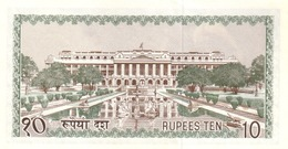NEPAL P. 18 10 R 1972 UNC - Nepal
