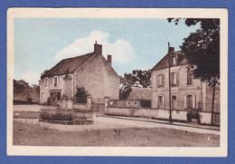 COURS PRES DE COSNE SUR LOIRE 58   ( LA MAIRIE  ) - Cosne Cours Sur Loire