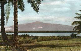 CAMEROUN-DOUALA-VUE SUR LE MONT CAMEROUN-1963 - Camerun