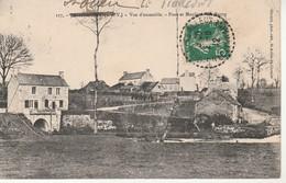 Le Tiercent-Vue D'Ensemble-Pont Et Moulin-Le Bourg. - Altri Comuni