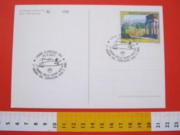 A.04 ITALIA ANNULLO - 2001 VIVERONE BIELLA SAGRA DEL COREGONE KIWI E VINO BARCA VELA LAGO LAKE BIELLESE - Agricoltura