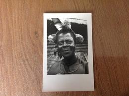 Photo Carte Congo - Cartes Postales
