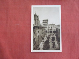 Spain > Cataluña > Barcelona  1929 Expo-- La Plaza  Del Rey    Ref 3098 - Barcelona