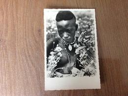 Photo Congo Jeune Femme Baniabongo - Cartes Postales