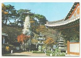 COREE A VIEW OF GWANCHOG SA TEMPLE KOREA - Korea, South