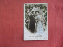 Romance Couple Canada Stamp & Cancel  Ref 3098 - Couples