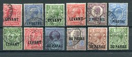 Grossbritanien-Post Im Ausland / Int. Lot O (1/471) - Grande-Bretagne