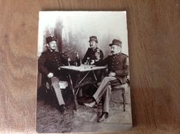 Photo Sur Carton Militaire Militaria - Guerre 1914-18