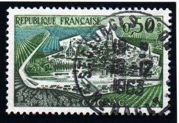 """SITES ET MONUMENTS - 50c  """"Cognac""""   N° 1314 8Obl. - France"""