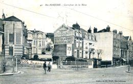 N°67771 -cpa Sainte Adresse -carrefour De La Hève- - Sainte Adresse