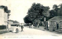N°67772 -cpa Sainte Adresse -vue Sur La Hève- - Sainte Adresse