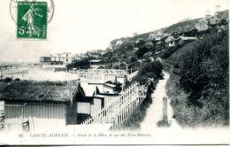 N°67774 -cpa Sainte Adresse -sente De La Hève- - Sainte Adresse
