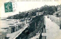 N°67775 -cpa Sainte Adresse -le Cap De La Hève- - Sainte Adresse