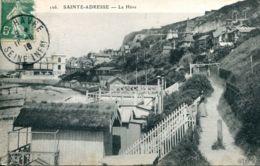 N°67777 -cpa Sainte Adresse - La Hève- - Sainte Adresse