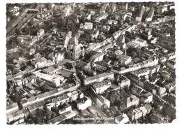 Deutschland - Hof / Saale - Alte Luftaufnahme - Hof