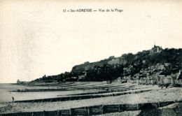 N°67779 -cpa Sainte Adresse -vue De La Plae- - Sainte Adresse