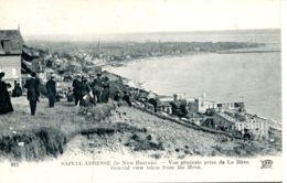 N°67781 -cpa Sainte Adresse -vue Générale Prise De La Hève- - Sainte Adresse
