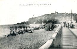 N°67782 -cpa Sainte Adresse -le Cap De La Hève- - Sainte Adresse