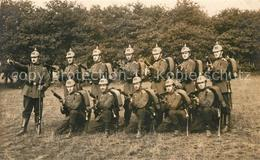 33337538 065_Regiment_IR_065_Infanterie_Deutz_Koeln Gruppenfoto Friedrichsfeld - Allemagne