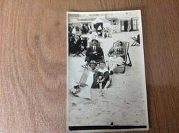 Photo Carte à La Mer - Guerre 1914-18