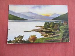Rowardennan Loch Lomond   Scotland  Ref 3098 - Scotland