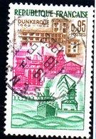 "SITES ET MONUMENTS - 95c  ""Dunkerque""   N° 1317 8Obl. - France"