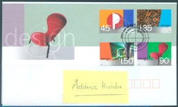 AUSTRALIA  - FDC - 16.9.1999 - DESIGN - Yv 1763-1766 - Lot 18619 - Premiers Jours (FDC)