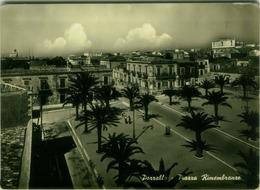 POZZALLO ( RAGUSA ) PIAZZA RIMEMBRANZE - EDIZ. SIGONA - 1957 ( 2813 ) - Ragusa